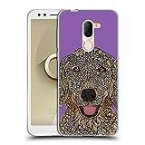 Official Valentina Golden Retriever Dogs Soft Gel Case for
