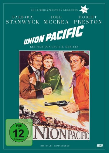 Union Pacific (Edition Westernlegenden #4)