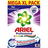 Ariel Professional Color 1 x 7.150 kg – Carton, 1er Pack (1 x 110 lavages)