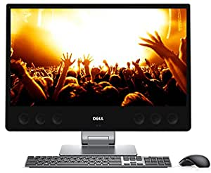 Dell XPS 7000 All-in-One 27-Inch Touch Screen Desktop - (Black) (Intel Core i7, 16 GB RAM, 512 GB SDD, AMD R9 M470X Graphics Card, Window 10)