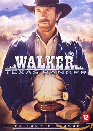 Walker. Texas Rangers: L'intégrale de la saison 4 - Coffret 7 DVD [Import belge]