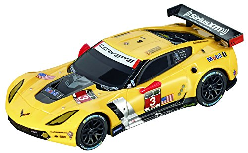 Carrera Go!!! - 20064032 - Voiture De Circuit - Chevrolet Corvette C7.r No.3