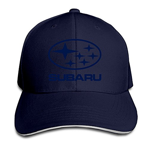 Feruch Unisex Adult Subaru Mutsuraboshi Snapback Hats/Baseball Caps Navy