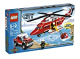 LEGO City Fire Helicopter (7206) by LEGO - LEGO