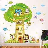 Wandaufkleber Kinderzimmer-Aufkleber-Schlafzimmer-warme Hintergrund-Tapete