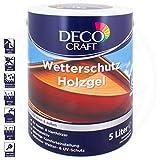 Deco Craft Wetterschutz Holzgel Kiefer 5 Liter