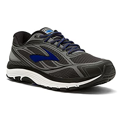 Blue and Black Brooks Men/'s Dyad 9 Running Shoes Asphalt New in the Box
