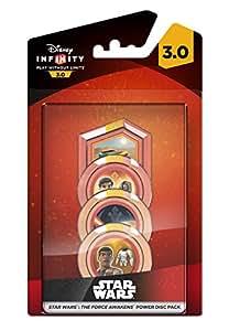 Infinity 3 EU Power Discs SW PSX1