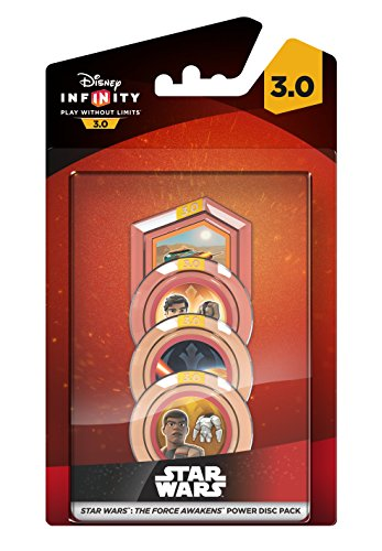 Disney Infinity 3.0 - Pack de Power Discs : Star Wars Le Réveil de la Force