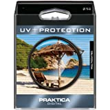 Praktica 1073953 Schneider - Filtro ultravioleta multicapa (52mm)