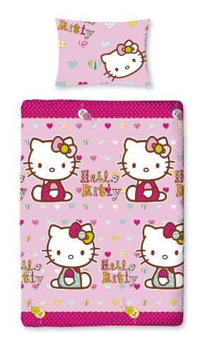 character-world-folk-hello-kitty-wendebettwasche-set