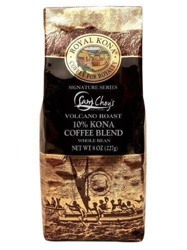 royal-kona-sam-choys-volcano-roast-10-kona-coffee-blend-all-purpose-grind-8-oz-bag-by-hawaii-coffee-