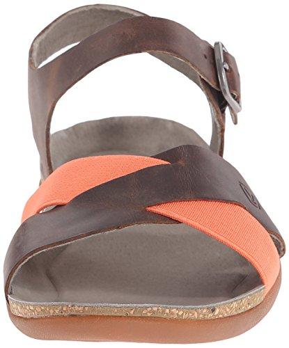 Keen Femme Sandales Dauntless Ankle Marron - Cascade Brown
