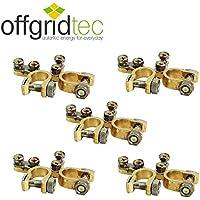 Offgridtec® - Bornes de batería, set positivo y negativo