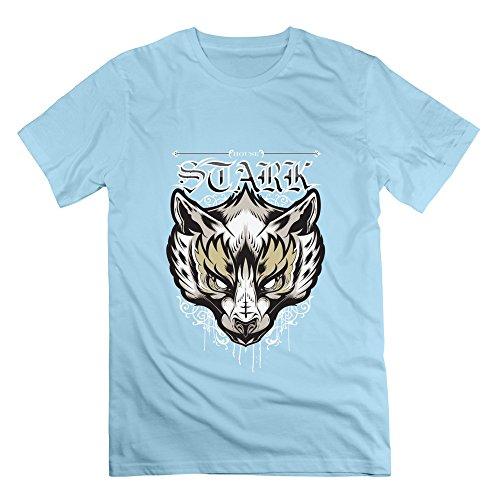 Sophie Warner Herren T-Shirt Gr. M, Blau - - Grande Ariana Halloween