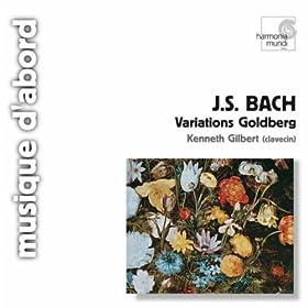 Goldberg Variations, BWV 988: Var. 25 a 2 clav. Adagio