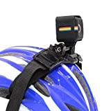TELESIN New released Helmet Strap Mount with Frame Housing for Polaroid Cube and Cube+
