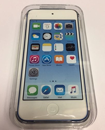 Apple 16 GB iPod Touch - Blue