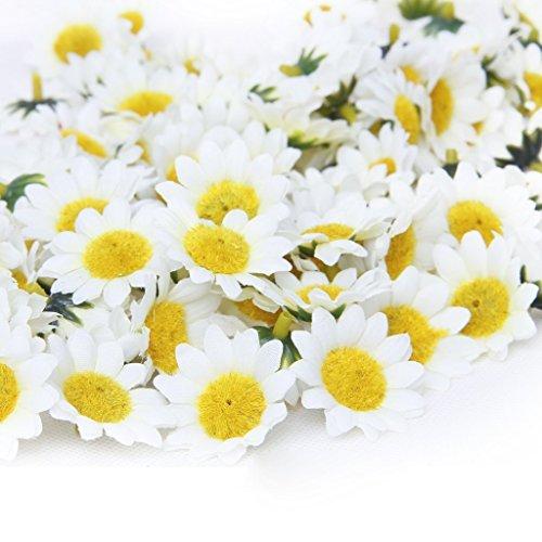 100pcs-artificial-daisy-flowers-silk-heads-wedding-party-diy-decorationdiy-headbands-clipsscrapbook-