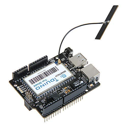 UIOTEC Iduino Yun Shield Expansion Module Board Compatible Arduino - Arduino Compatible SCM & DIY Kits*