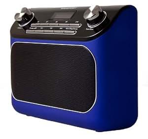 Blaupunkt RX + 45e BL Digital Clock Radio Blue