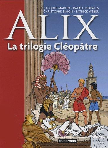 Alix, Tome 1 : La trilogie Cléopâtre