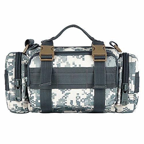 e-jiaen Handtasche Travel Bags, doppelseitig Tasche 20�?5L Wasserdicht Kleidung Organizer für Outdoor Sports, wie Wandern Camping Mountaining etc. C2