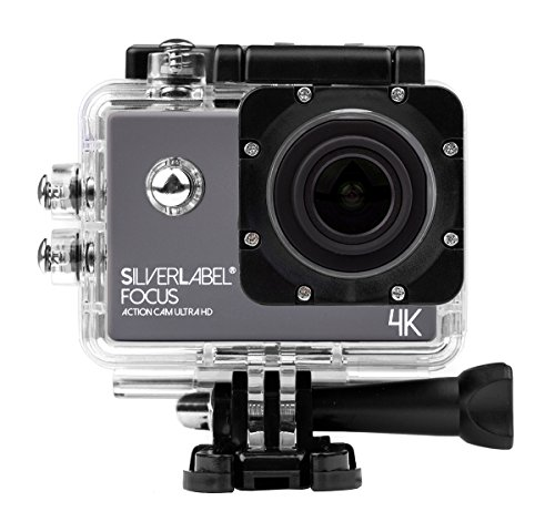 Silverlabel Focus Action Cam 4K