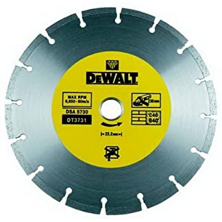 Dewalt DT3711-QZ – Disco de diamante 125mm corte en obra general