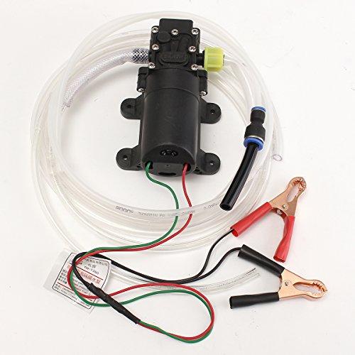 Kit pompa per cambio olio da 12 V con estrattore liquido, 4,0