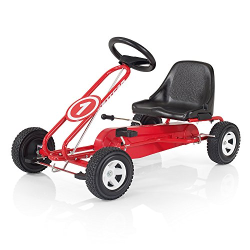 Kettler - T01015-0000 - Vélo et Véhicule pour Enfant - SPA - Kart à Pédale - Made In Germany