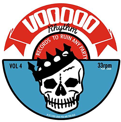 Voodoo Rhythm Compilation Vol.4 (Picture Lp) [Vinyl LP]
