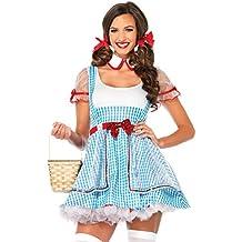 Leg Avenue - Disfraz para niña a partir de 15 años, talla 44-46 (85339X08038)