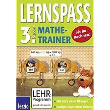 LERNSPASS - Mathe-Trainer 3. Klasse (PC+MAC)