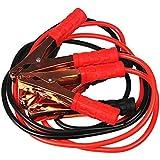 DaDi Cables de Arranque para Batería de Coche con 2 Pinzas Cables de emergencia 2M 3000A 5 Modelo (500A/800A/1000A/1200A/3000A) DD-41002
