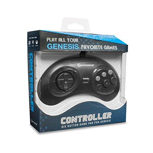 Retro Gaming - Mando Genesis GN6 (Compatible Con Retron 3/5)