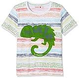 boboli 325066, Camiseta para Bebés, Multicolor (Estampado Rayas), One Size (Tamaño del Fabricante:4)