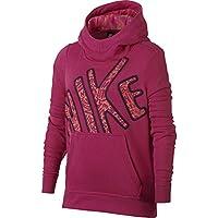 Nike g NSW Hoodie Po Club gfx2Sweat, filles
