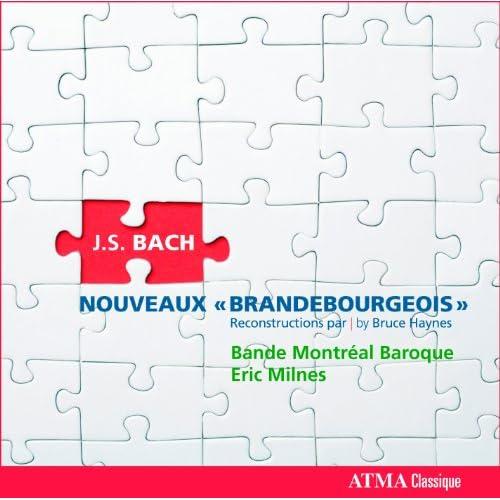 Haynes: Brandenburg Concertos Nos. 7-12