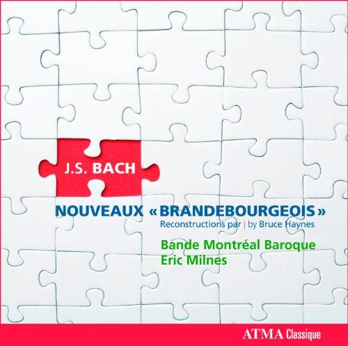 Brandenburg Concerto No. 12: II. Andante (after J.S. Bach\'s Ein feste Burg ist unser Gott, BWV 80: Wie selig sind doch die, die Gott im Munde tragen for orchestra) [After J.S. Bach\'s Cantatas]