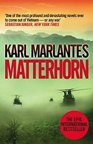 Matterhorn (English Edition)