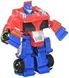 Transformers Playskool Heroes Rescue Bots Optimus Prime Action Figur