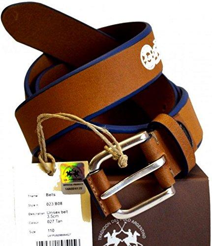 ceinture-homme-femme-cognac-la-martina-belt-unisexe-cognac