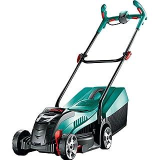 Bosch Cordless Lawnmower Rotak 32 LI (battery, charger, 31-litre grass box, 36 V, cutting width/height: 32 cm/3-6 cm)