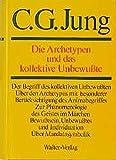 C.G.Jung, Gesammelte Werke. Bände 1-20 Hardcover: Gesammelte Werke, 20 Bde., Briefe, 3 Bde. und 3 Suppl.-Bde., in 30 Tl.-Bdn., Bd.9/1, Die Archetypen und das kollektive Unbewußte - C.G. Jung