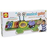 POOF-Slinky 0A1497G ALEX Toys Pretend and Play Musical Gator 1497G by Poof-Slinky