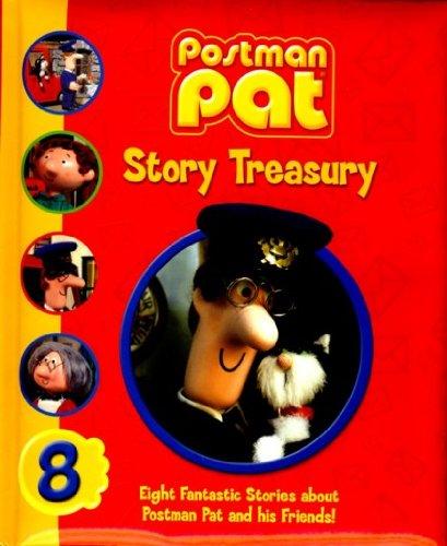 Image of Postman Pat Story Treasury