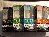 Tae-Bo - 4 VHS Kassetten - mit Billy Blanks (Siebenmaliger Kampfsport-Weltmeister)