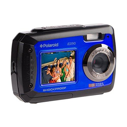 Polaroid Digitalkamera iE090 18MP schwarz/blau - 2