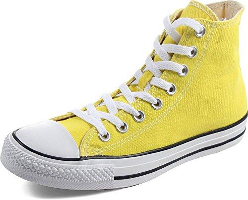 converse jaune adulte